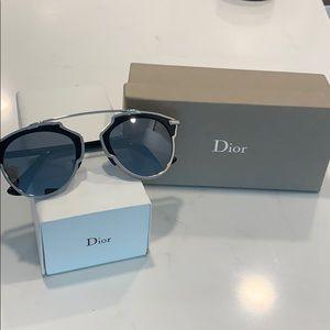 Brand new Christian Dior aviator sunglasses